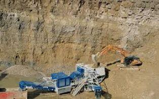 Софийско дружество ще  копаe за строителни материали брезнишко село