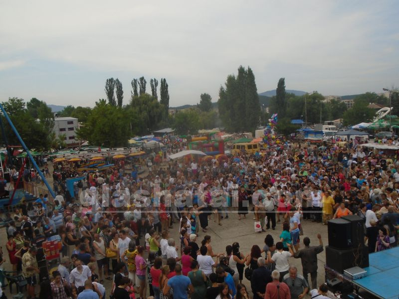 Илинденски събор- Мошино- 2015г.