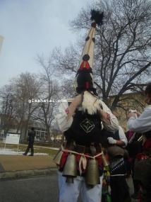 Сурва-2016-дефилета-2 част Снимка: 1