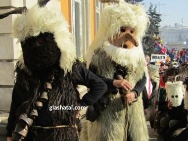 СУРВА 2018 /чуждестранни групи/ Снимка: 2